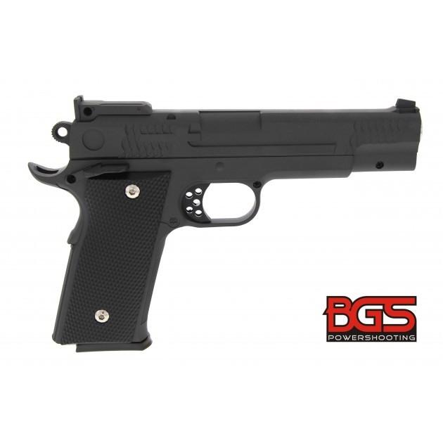 Softair BGS Vollmetall Pistole G 20 ab 14 Jahren unter 0,5