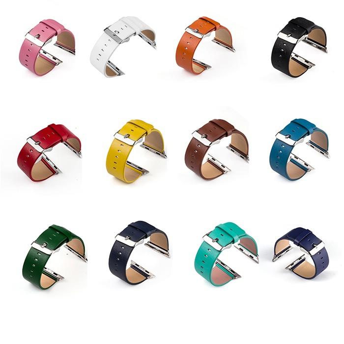 ibracelets Uhren Armband für die Apple Watch aus Leder