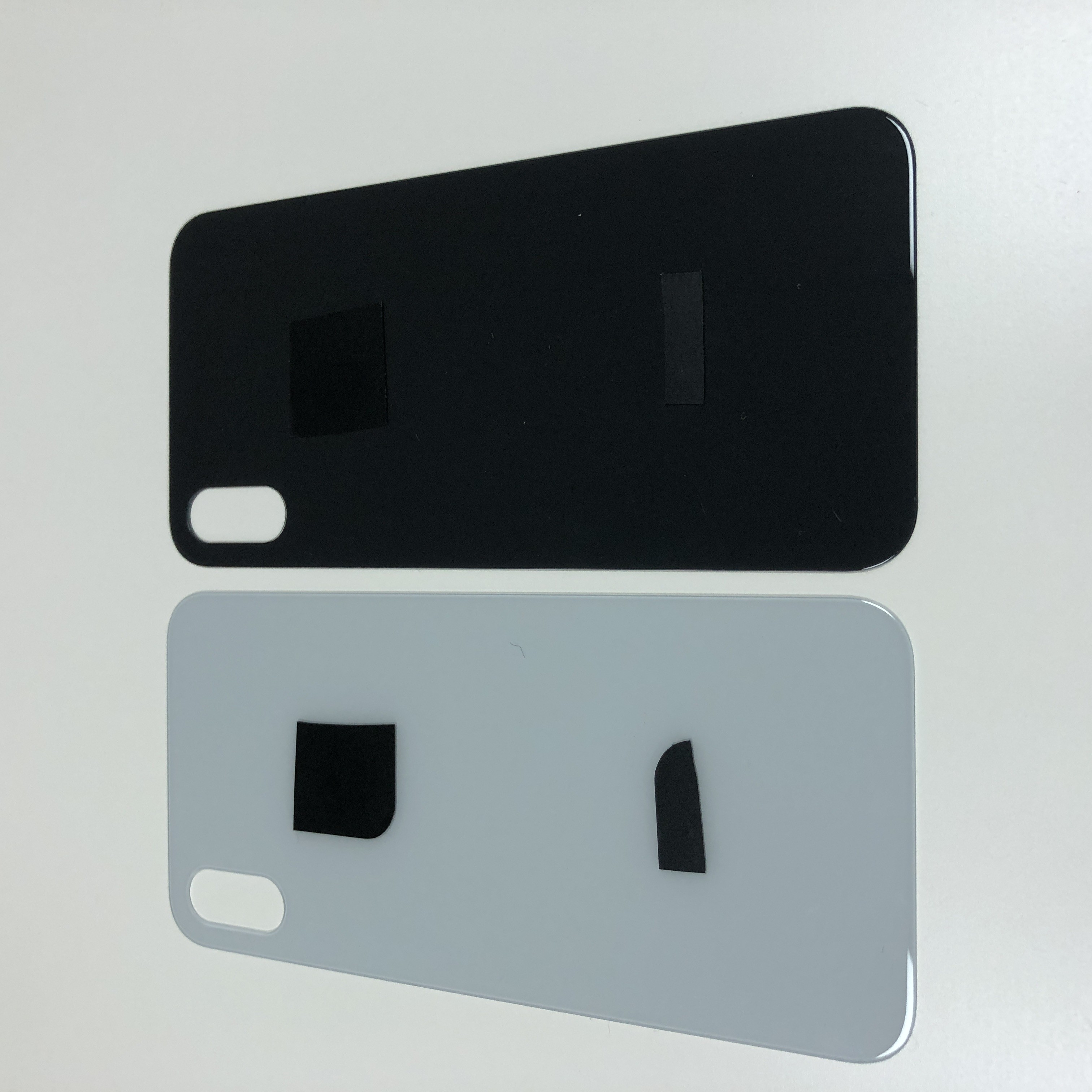 Glas-Rückseite passend für das iPhone X Backcover