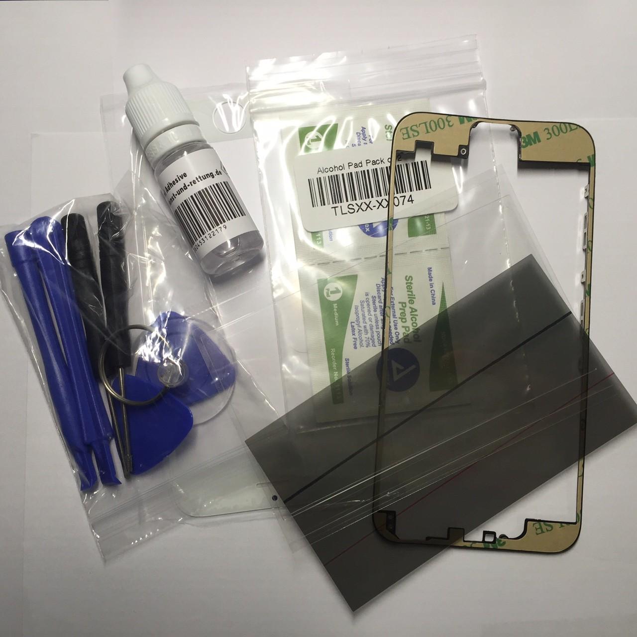 Iphone 6 Glas reparatur Set