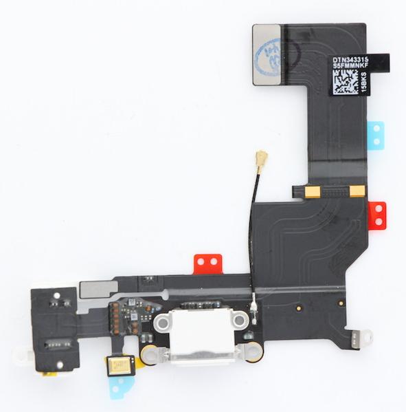 Für Apple iPhone 6 Dock Connector Ladebuchse Flexkabel Antenne Mikrofon schwarz
