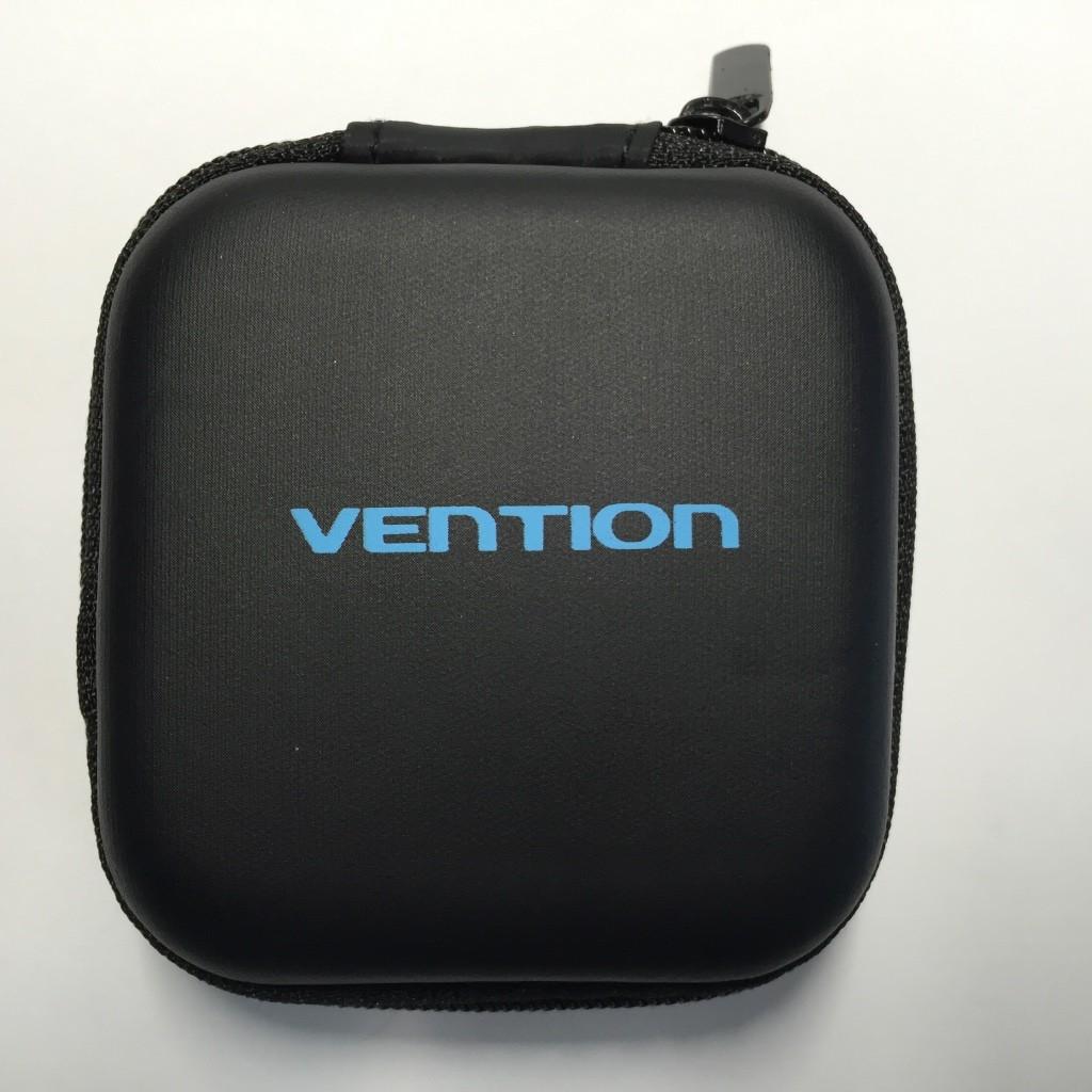 VENTION Premium Kopfhörer kleine Schutztasche Hard Case Schutz Aufbewahrungstasche Box
