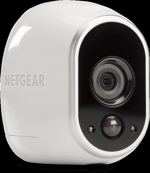 Kabelloses Arlo-Sicherheitssystem mit HD-Kamera-mit 2 HD-Kamera