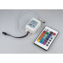 RGB-Controller für EBL-Slim, 20805 & 20972, inkl. IR-Fernbedienung