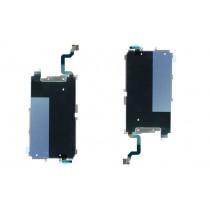 LCD Hitze Platte Abdeckung  passend für iPhone 6 plus mit Homebutton Flexkabel