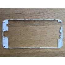 Mittleren Rahmen Passend für iPhone 6 plus Reparatur-Set in weiß für das weiße Display