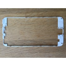 Mittlere Rahmen passend für iPhone 6  Reparatur, für das weiße Display