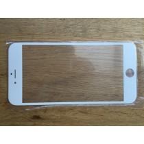 Ersatz Glas / Scheibe passend für iPhone 6 plus, Reparatur für das weiße Display