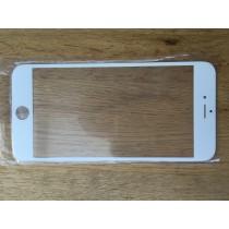 Reparatur-Set passend für iPhone 6 in weiß mit  Polarizer, Glas / Scheibe, mittleren Rahmen-ein Set