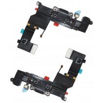Für Apple iPhone 5 Dock Connector Ladebuchse Flexkabel Antenne Mikrofon - weiß