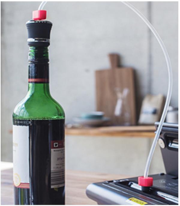 Weinstopfen_vakuum